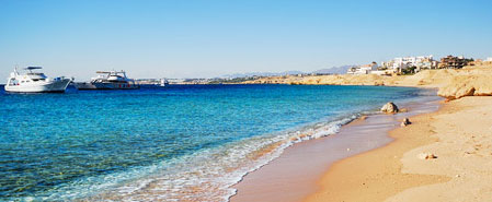 Fly with Egyptair to Sharm el-Sheikh