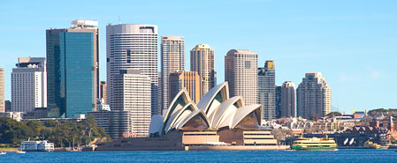 Fly with Air Vanuatu to Featured Destination: Sydney