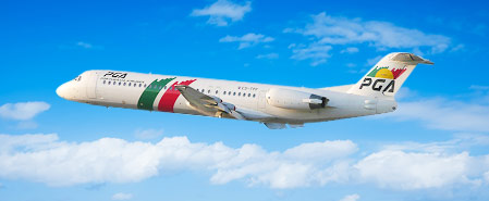 Earn miles with Portugalia Airlines