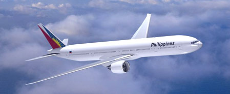 Earn miles with Philippine Airlines