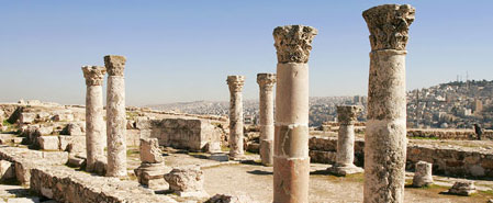 Fly with Royal Jordanian to Amman
