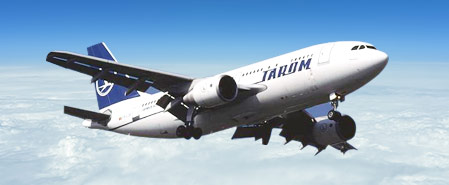 Earn miles with Tarom Airlines