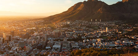 Fly with South African Airways to Featured Destination: Cape Town
