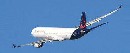 Earn miles with Brussels Airlines
