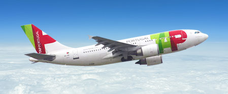 Earn miles with TAP Portugal