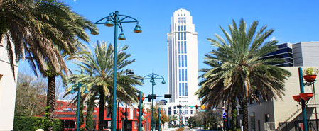 Fly with Air Transat to Featured Destination: Orlando