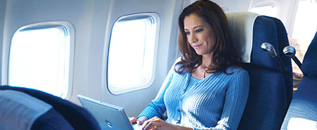 Earn miles with US Airways