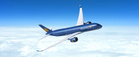 Earn miles with Vietnam Airlines