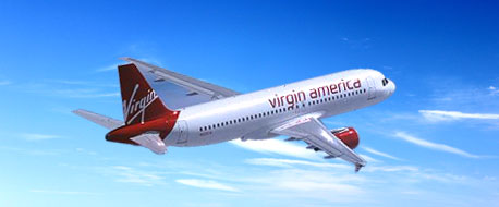 Earn miles with Virgin America