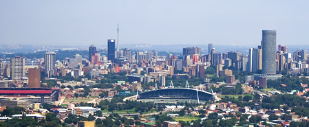 Fly with Rwandair to Featured Destination: Johannesburg
