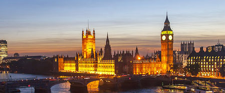 Fly with Oman Air to Featured Destination: London