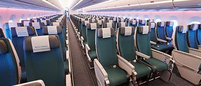Fiji Airways Economy Class
