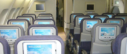 Gulf Air A330 First Cabin Reconfiguration