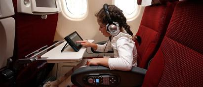 Azerbaijan Airlines Economy Class