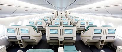 Prestige Class Sleeper Seat