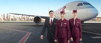 Qatar Airways Economy-Class