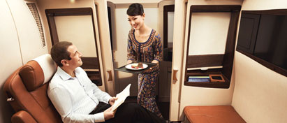 singapore airlines Suite Class