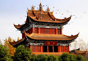 Cheap Flights to Chengdu