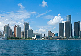 Cheap Flights to Detroit