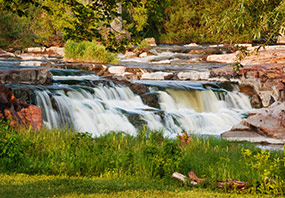 Cheap Flights to Sioux Falls