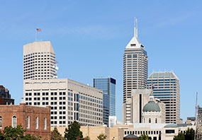 Cheap Flights to Indianapolis