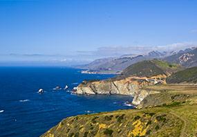 Cheap Flights to Monterey