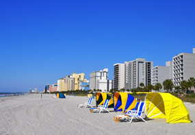 Cheap Flights to Myrtle Beach