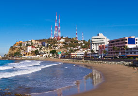 Cheap Flights to Mazatlan