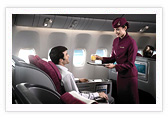 Cheap Flights on Qatar Airways