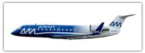 Aeromar Bombardier Crj 200Lr/Er