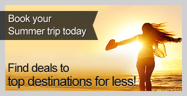 Find Cheap Tickets to Sunny Destinations