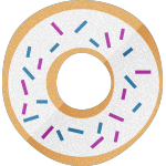Illustration of Doughnut
