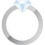 Illustration of Engagement Ring