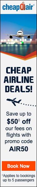 Cheap Airline Deals!