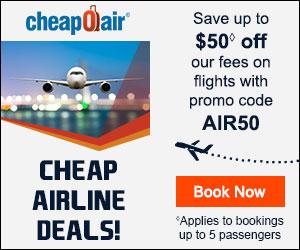 discount airfare - Cheap Airline Deal 2
