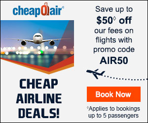 Cheap Airline Deal 2