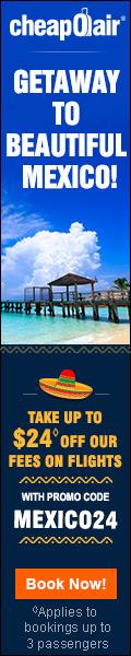 Cheap Roundtrip Flights to Mexico!