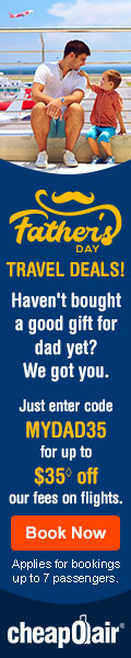 Can't wait for your next summer trip? Get up to $18 off our fees on uour flight by using Promo Code BEACH18. Book Now!