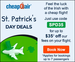 Presidents Day Weekend Deals!Pledge allegiance to cheap trips! Enter promo code PRESIDENT20 for up to $20 off our fees on flights!