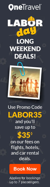 Holiday Travel Deals! Get up to $30 off◊ our fees on flights with promo code HOLIDAYS30