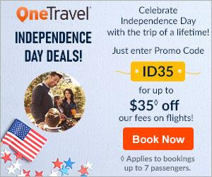 Halloween Travel Deals 300 x 250