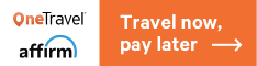 Fly Now, Pay Later. Easy monthly payments over 3, 6, or 12 months.