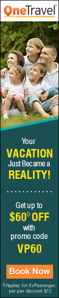 Vacation Package Deal 120x600
