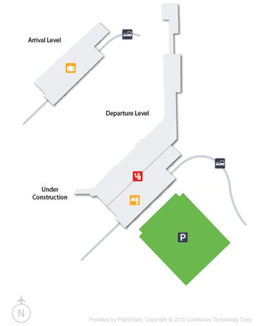 Amarillo Airport Map Cheap Flights to Rick Husband Amarillo International Airport, Last