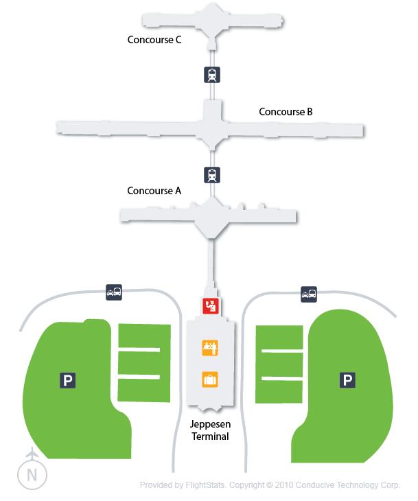 Denver Airport Den: Book Cheap Flights To Denver International Airport