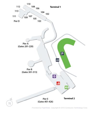 Cheap Flights to Dublin Airport, (DUB) Airline Tickets