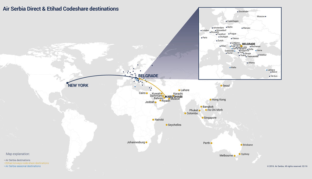 Avionske Karte Air Serbia.Air Serbia Flights Airline Tickets Deals