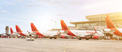Avianca our fleet