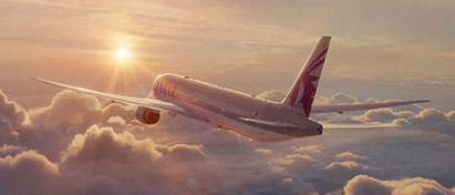 Award-Winning Journeys on Qatar Airways