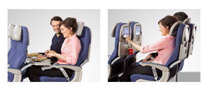 Brussels Airlines Economy Class
